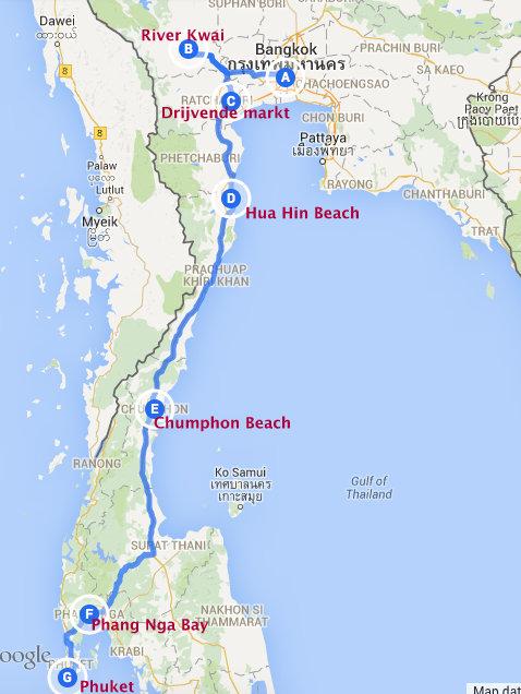 Onderweg naar Zuid Thailand NL 080