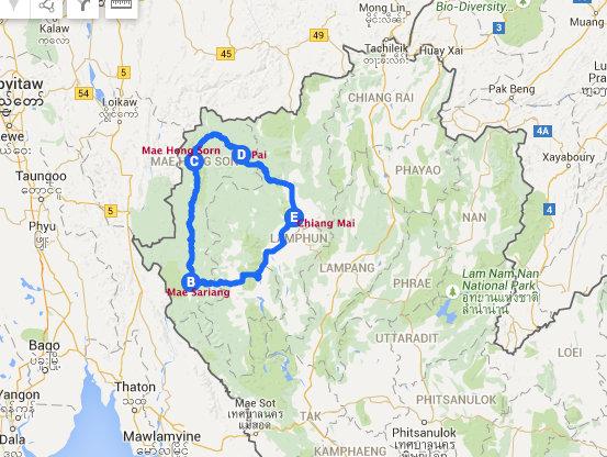 Avontuurlijk Noord Thailand NL 060