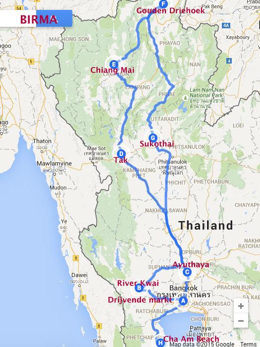 Klassiek Thailand NL 125