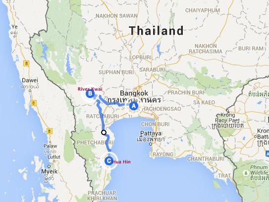 Road to Hua Hin NL 030